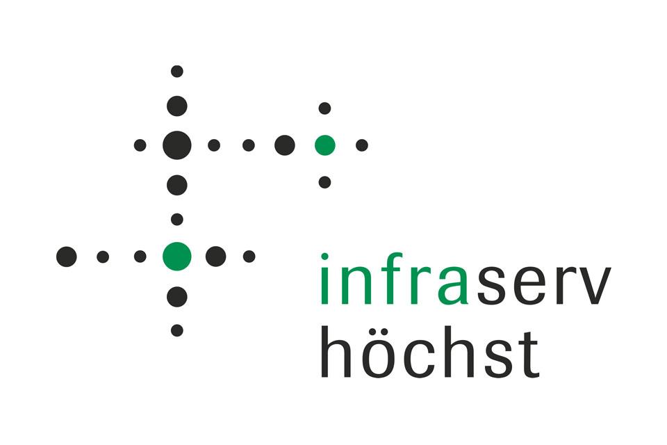 Logo von Höchst InfraServ in Frankfurt im Herzen der Region Rhein-Main.