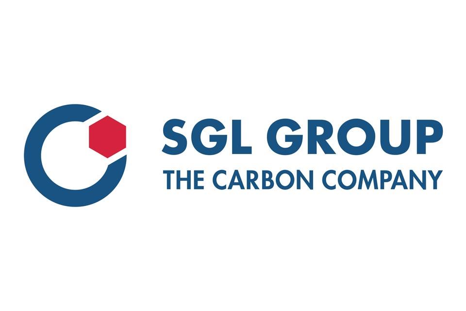 Logo der SGL Group in Wiesbaden bei Mainz, Darmstadt und Frankfurt am Main.